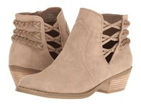 Report Dempsey Taupe Synthetic Women's Boots