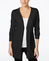 G.H. Bass And Co. Duster Cardigan Black