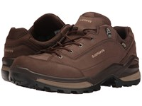 Lowa Renegade Gtx Lo Espresso Beige Men's Shoes Brown