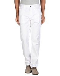 Lacoste Casual Pants White