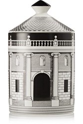 Fornasetti Casa Con Colonne Scented Candle Colorless