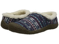 Keen Howser Ii Slide Navy Zinfandel Women's Slippers