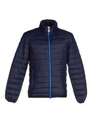Invicta Coats And Jackets Jackets Men Blue