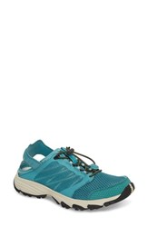 The North Face Litewave Amphibious Ii Running Shoe Bristol Blue Four Leaf Clover