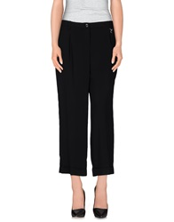 Liu Jo Casual Pants Black