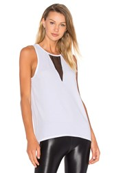 Rese Lindsay Tank White