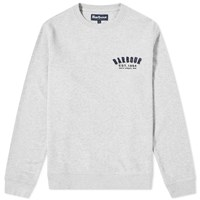 Barbour Preppy Crew Sweat Grey
