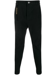 Cedric Jacquemyn Decoup Ribbed Tapered Trousers 60