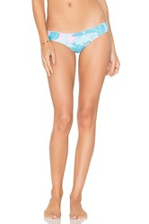 Arrow And Eve Ruched Jessie Reversible Cheeky Bottom Pink