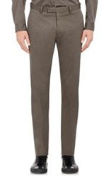 Theory Men's Zaine Tt Trousers Green