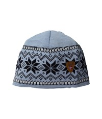 Dale Of Norway Garmisch Hat D Ice Blue Navy Off White Cold Weather Hats
