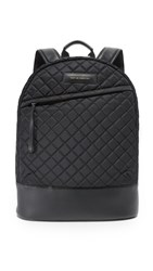 Want Les Essentiels Kastrup 15 Quilted Backpack Black Quilte Black