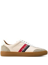 Bally Low Top Sneakers Neutrals