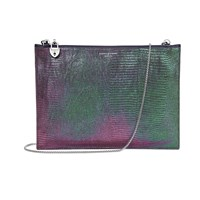 Aspinal Of London Soho Pouch Green