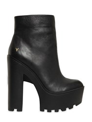 Windsor Smith 140Mm Hunt Leather Ankle Boots