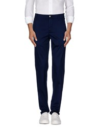 Monkee Genes Trousers Casual Trousers Men Dark Blue