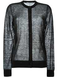 Givenchy Lightweight Cardigan Black