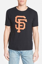 Men's Wright And Ditson 'San Francisco Giants Metro' Graphic Print T Shirt