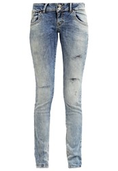 Ltb Molly Slim Fit Jeans Aldis Wash Moon Washed