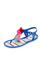 Kate Spade New York Yellowstone Jelly Sandals Cobalt
