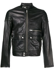 Zadig And Voltaire Leon Jacket Black