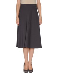 Jofre Skirts 3 4 Length Skirts Women