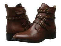 Bella Vita Mod Italy Cognac Leather Women's Boots Brown