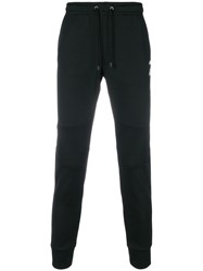 Fendi Karlito Patch Sweatpants Black