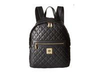 Love Moschino I Love Superquilted Backpack Black Backpack Bags