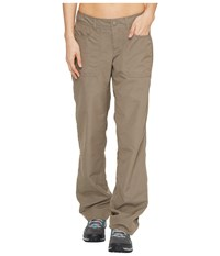 The North Face Horizon 2.0 Pants Falcon Brown Heather Women's Casual Pants