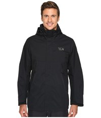 Mountain Hardwear Exposure Parka Black Men's Coat