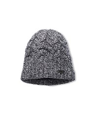 Under Armour Around Town Cable Knit Beanie Black