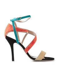 Jean Michel Cazabat T Bar Pumps