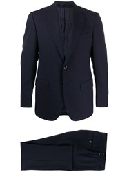 Dell'oglio Fitted Two Piece Suit 60