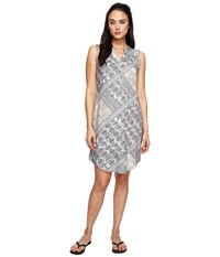 Aventura Clothing Gia Dress High Rise Women's Dress Silver