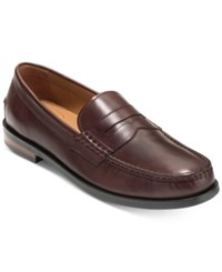 Cole Haan Men's Pinch Friday Contemporary Loafers Men's Shoes Dark Brown