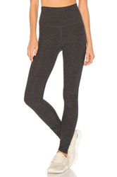 Beyond Yoga Take Me Higher Long Legging Charcoal