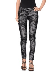Gaudi' Denim Denim Trousers Women Lead
