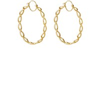Irene Neuwirth Women's Braided Hoops Gold No Color Gold No Color