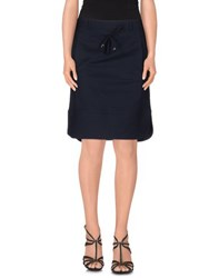 Henry Cotton's Skirts Knee Length Skirts Women