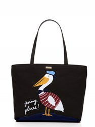 Kate Spade Expand Your Horizons Pelican Francis