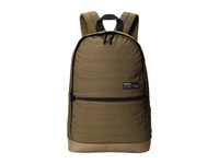 Rvca Clocktower Backpack Tarmac Backpack Bags Olive
