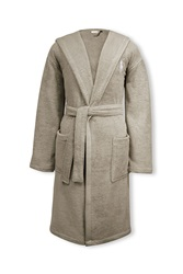 Ralph Lauren Home Player Bath Robe Beige