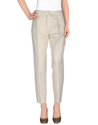 Paul And Joe Trousers Casual Trousers Women Ivory