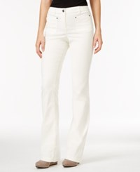 Styleandco. Style Co. Corduroy Bootcut Pants Only At Macy's Warm Ivory
