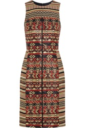 J.Crew Akola Metallic Tweed Dress