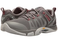 Columbia Force 12 Pfg Titanium Mhw Bright Red Men's Cross Training Shoes Gray