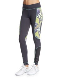 Maaji Gingerang Range Leggings Black