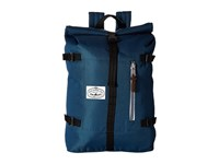 Poler Retro Rolltop Bag Blue Steel Bags