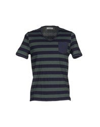 Alpha Studio Topwear T Shirts Men
